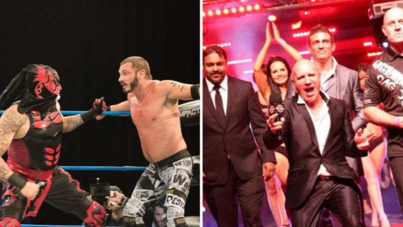 Anthem Announce Fight Network UK Which Will Show Impact Wrestling