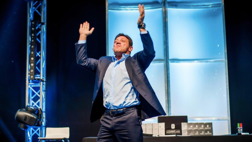 'The Wolf Of Wall Street' Jordan Belfort Is Going On Tour