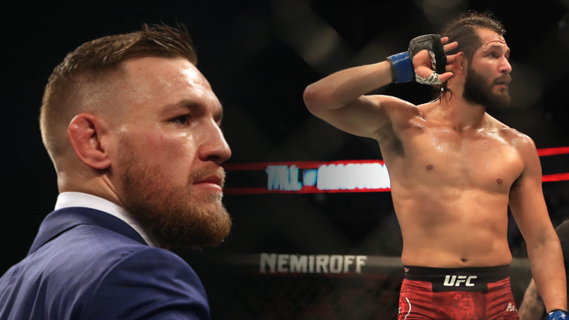 Conor McGregor Probably Won't Accept Jorge Masvidal UFC Fight According to Joe Rogan