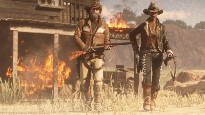 Giddy Up! Major New Update Rides Into 'Red Dead Online' Today