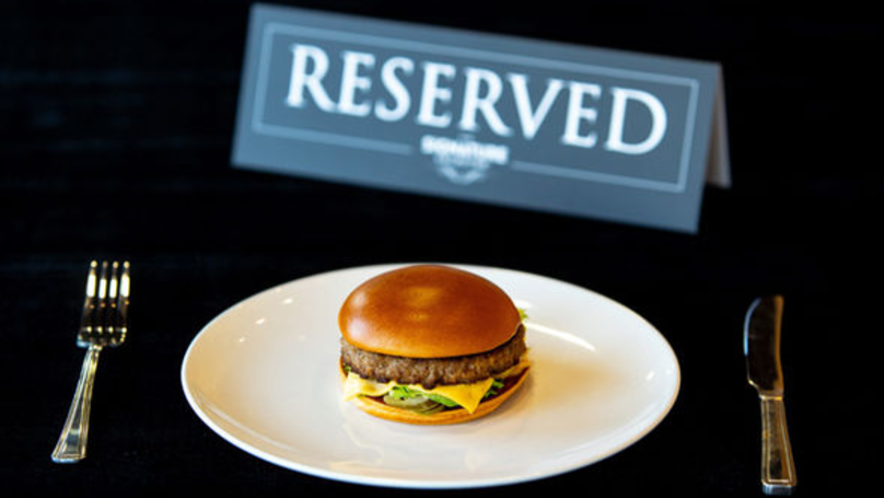 McDonald's To Launch First Ever VIP Bookable Restaurant
