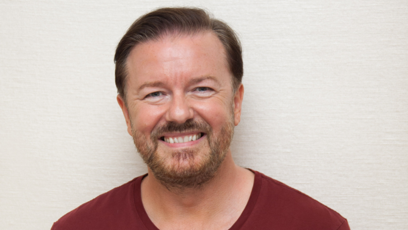 Ricky Gervais Tweets Shocking Video Of Dog Being Slaughtered