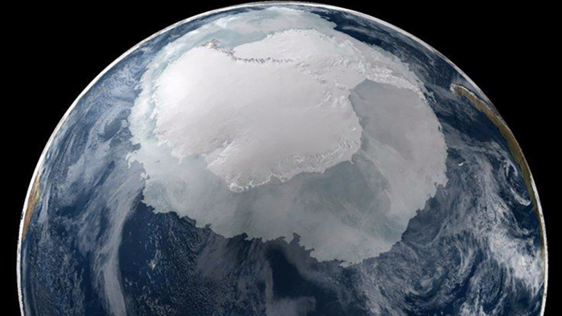 There's A Mysterious 'Gravity Anomaly' Lurking Beneath The Antarctic Ice