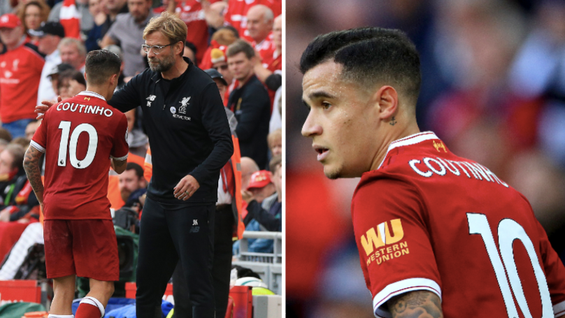Liverpool Are Reportedly Interested In Re-Signing Philippe Coutinho