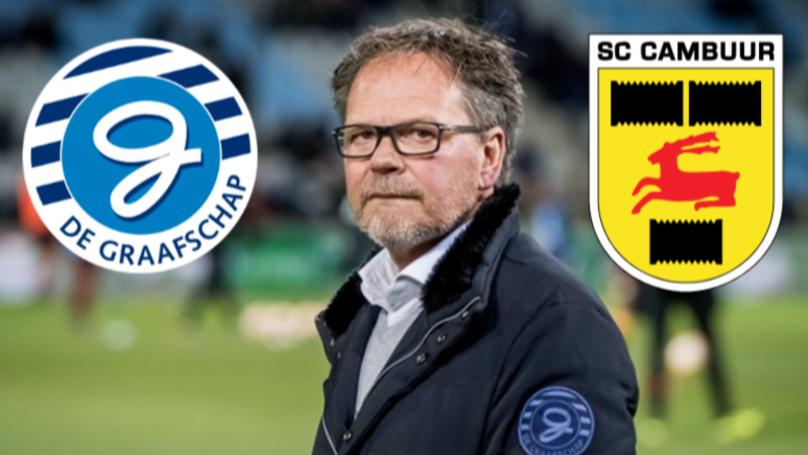 De Graafschap Manager Defeats Cambuur, His Next Employers, In Dutch Play-Offs