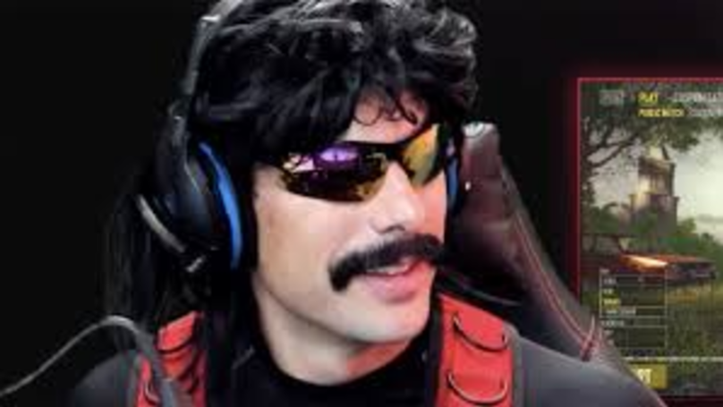 Dr Disrespect Banned From Twitch And E3 For Filming In A Public Bathroom