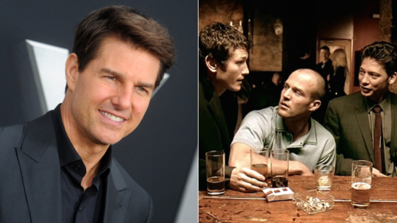 ​The Incredible Story Of How Tom Cruise Saved 'Lock, Stock & Two Smoking Barrels'