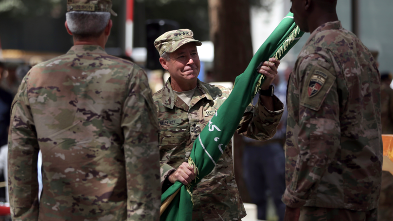 US Forces Confirm The Death Of ISIS Leader In Afghanistan