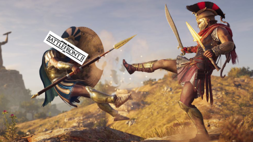 Ubisoft Refers To EA's Battlefront 2 Pay-To-Win Fiasco In Assassin's Creed Odyssey