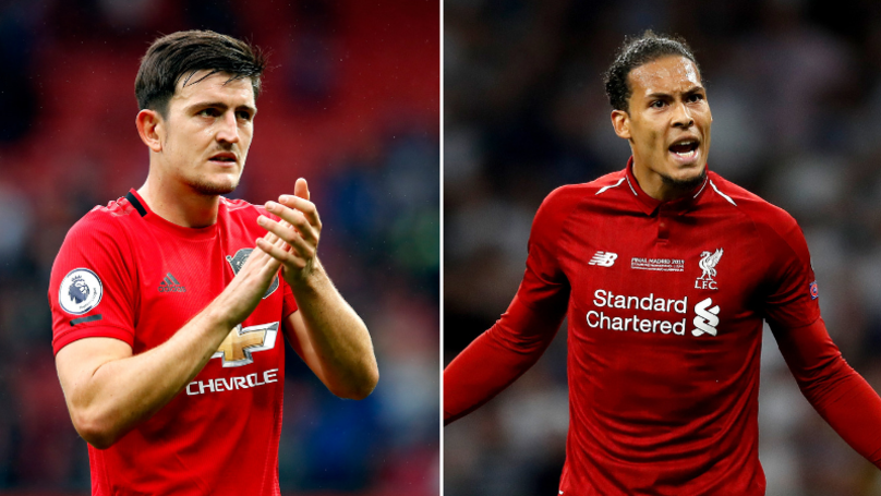 Harry Maguire Can Be As Good For Manchester United As Virgil Van Dijk At Liverpool, Says Graeme Souness
