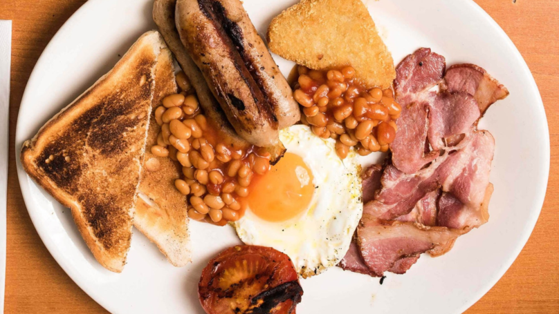 Bacon Is The UK's Favourite Part Of A Full English Says Poll