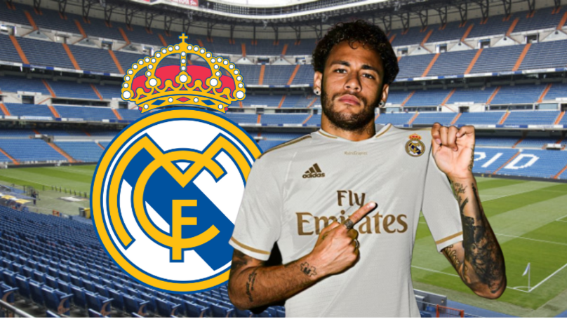 Neymar Lined Up By Real Madrid In £110 Million Bid Plus Luka Modric