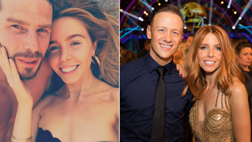 Stacey Dooley Speaks Out Over Claims She's Dating Strictly Pro Kevin Clifton