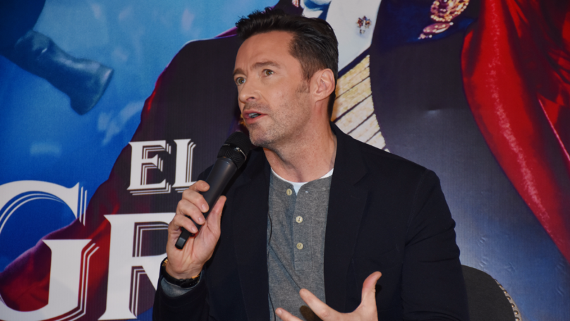 Hugh Jackman Urges Fans To Wear Sunscreen Following Skin Cancer Battle