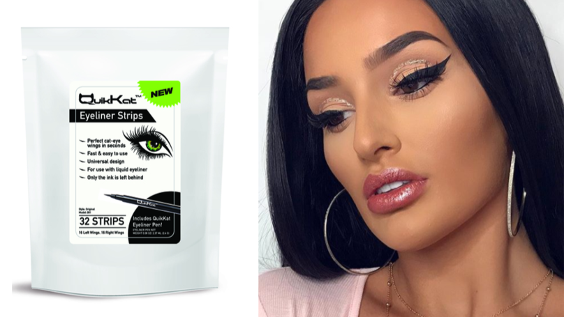 This Stick On Eyeliner Is Guaranteed To Give You The Perfect Wing