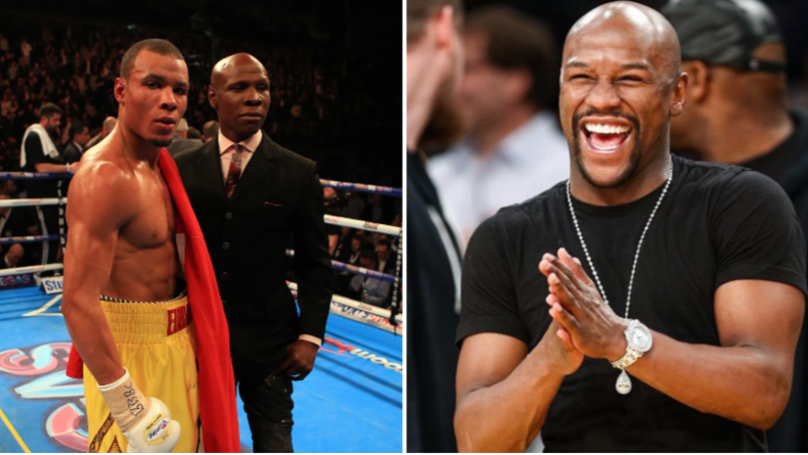 Chris Eubank Sr Believes His Son Can Replace Floyd Mayweather As Best Boxer In The Game