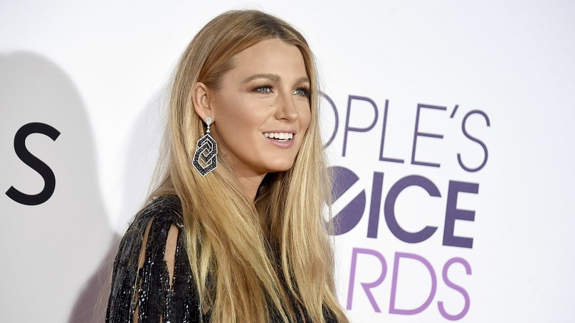 Blake Lively's People's Choice Award Acceptance Speech Was Perfection