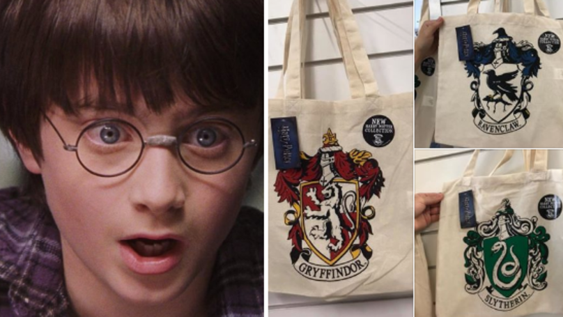 New Harry Potter Range Arrives At Poundland And It's Pure Magic