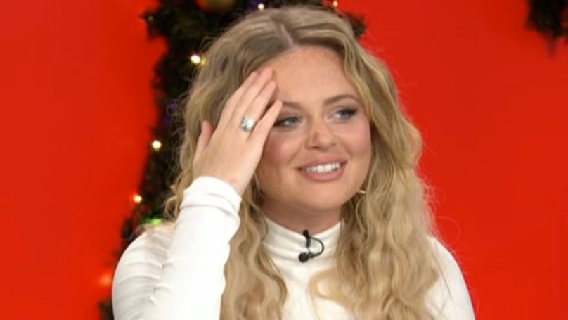 Emily Atack Says She's Actually Already Met Jamie Redknapp