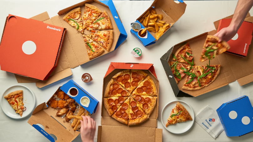 This Is Not A Drill: Here's How You Can Eat A Domino's Pizza For Free