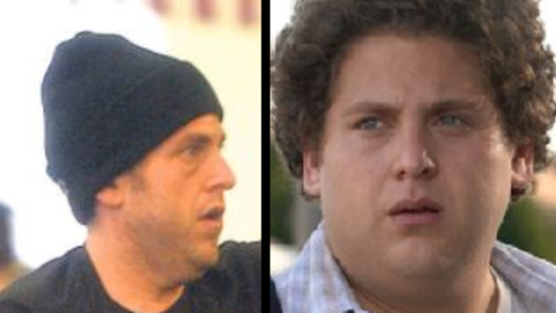 New Pics Show Jonah Hill Looking Fighting Fit In The Gym