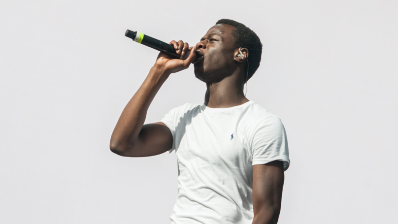 Rapper J Hus Announces Early Prison Release By Joining Drake On Stage