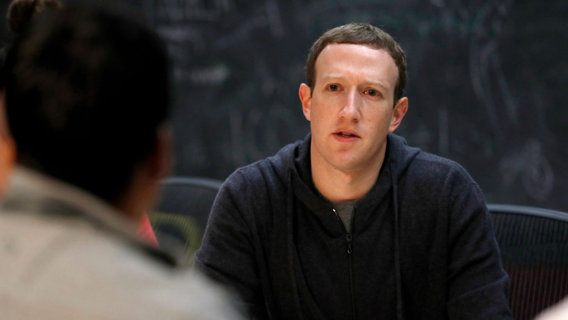 ​Mark Zuckerberg Admits Facebook Automatically Scans Users' Private Messenger Texts