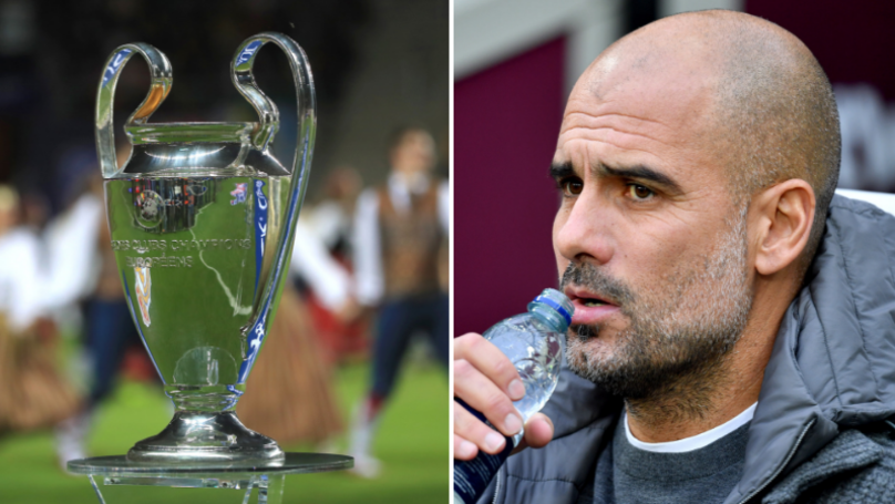 Manchester City Could Be Banned From The Champions League Over FFP Claims