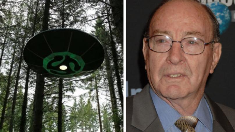 WikiLeaks Reveals That Astronaut Requested Release Of Secret Alien Files