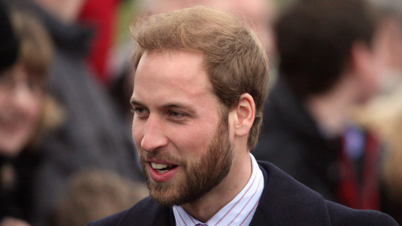 Prince William Embraces The Bald And Shaves Off Remaining Hair