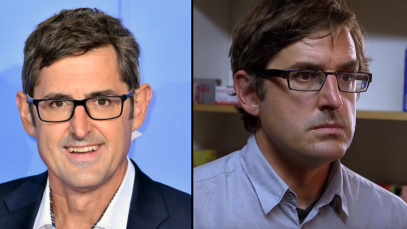 Louis Theroux Reveals New Series Is Coming Out In November