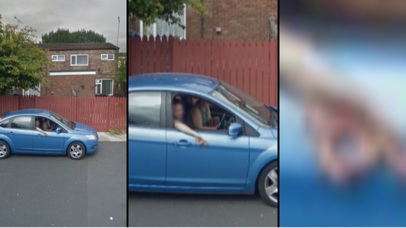 Man Trolls The World With Cheeky Circle Game Attempt On Google Street View