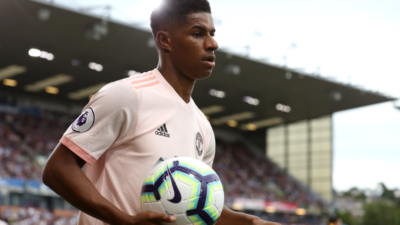Gary Neville Gives Rashford Advice To Help Kick-Start His United Career