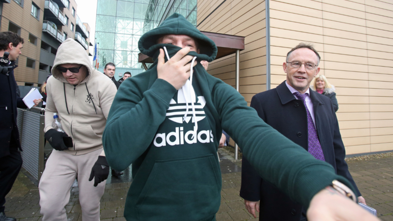 Conor McGregor Brags About £120m Payday While In Court For Unpaid Speeding Fine