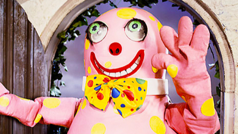 Mr Blobby Was The Most Terrifying Thing Ever