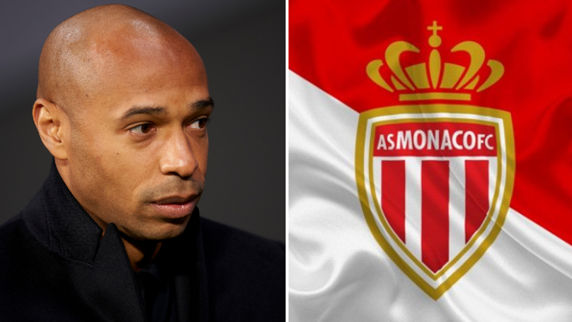 Thierry Henry Suspended As Monaco Coach