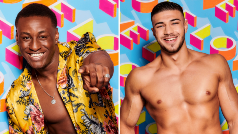 Love Island Men With Footballers' Profiles Is The Best Thing You'll Read