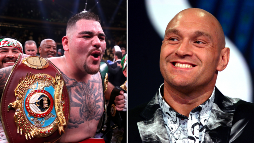 Andy Ruiz Jr Savagely Trolls Tyson Fury Over His Lineal Champion Status