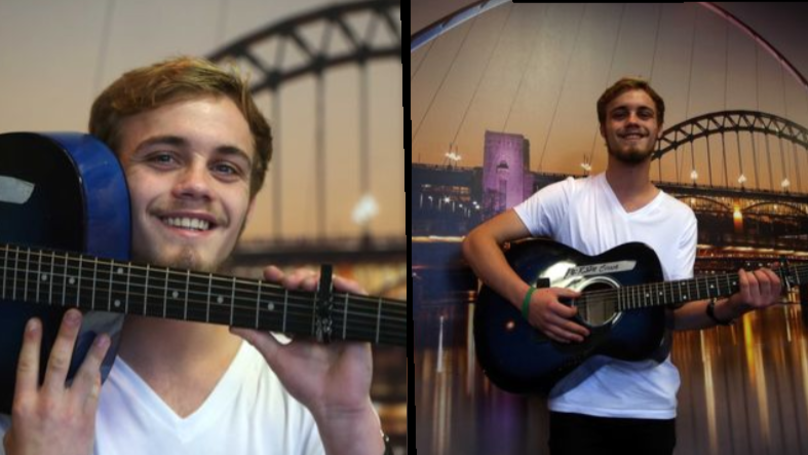 There's A Tragic Reason This Homeless Busker Won't Go On 'X Factor'
