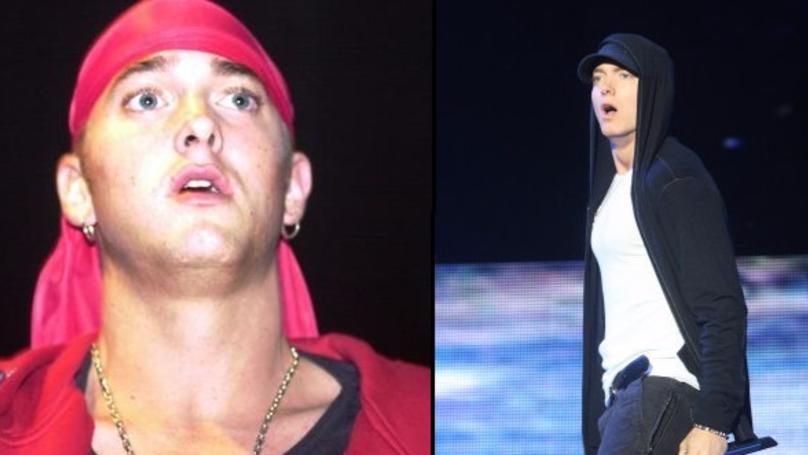 How Eminem Managed To Beat Addiction With Exercise