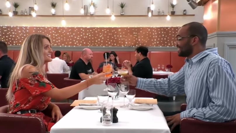 Woman On 'First Dates' Reveals She Is Trans And Viewers Love Her