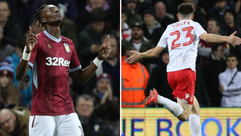 Aston Villa And Nottingham Forest Put On An Incredible 10-Goal Thriller At Villa Park