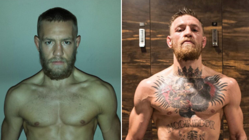 Conor McGregor's 10 Year Challenge Post Highlights His Remarkable MMA Journey