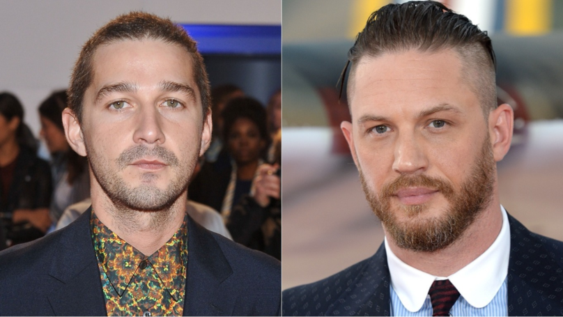 Tom Hardy Once Got Knocked Out By Shia LaBeouf