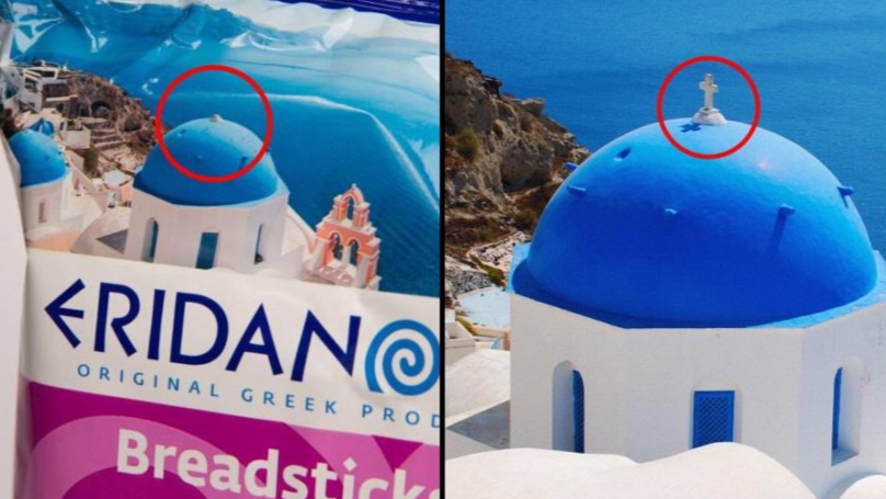 Shoppers Fuming After Lidl Photoshops Christian Symbol From Products