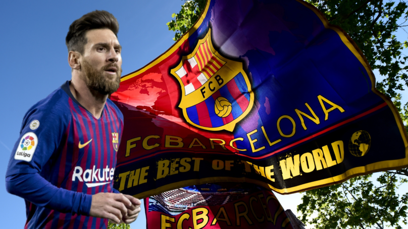 Lionel Messi's Combined Goals And Assists This Season Blow Cristiano Ronaldo Out Of The Water