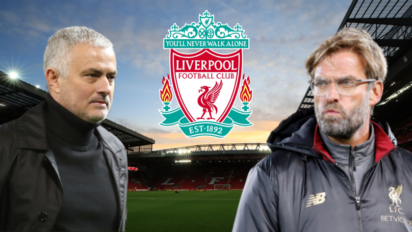 How José Mourinho Reacted To Jürgen Klopp Being Called A 'Great Manager'