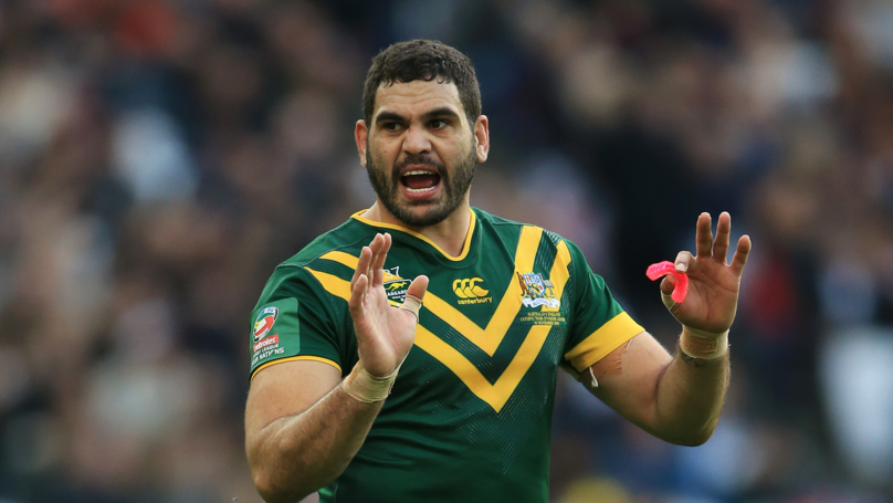 NRL Legend Greg Inglis Has Announced His Retirement