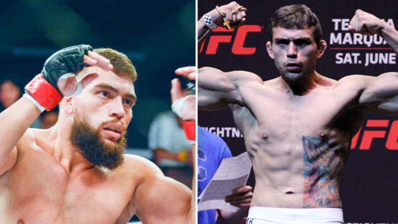 UFC Veteran Rodrigo Goiano de Lima Killed In Brazil After Altercation With Uber Driver