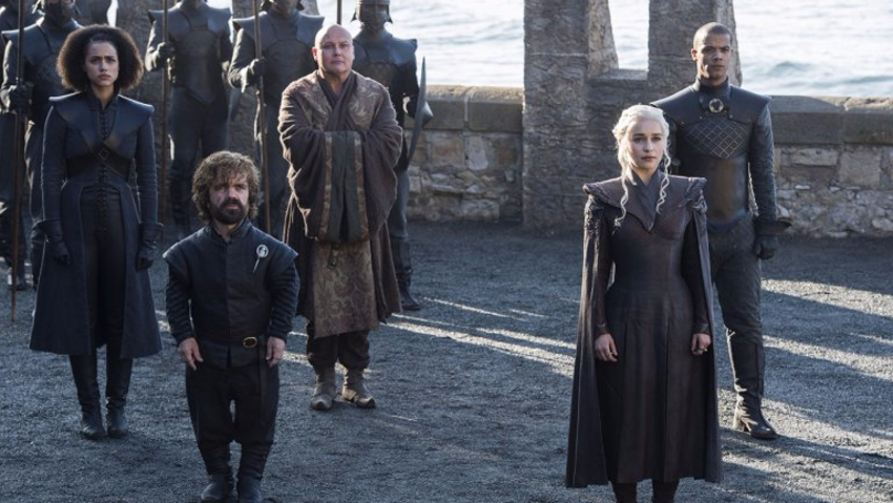 Harvard Are Offering A 'Game Of Thrones' Themed Course